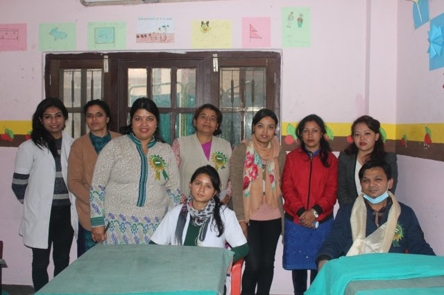 Cervical Cancer Screening and Awareness Program